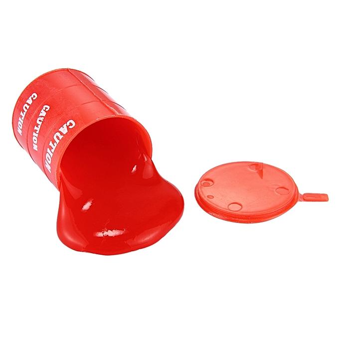 ... 10 PCS Barrel O Slime Stress Reducer Anti-Anxiety Toy Goo Silly Putty Gag Kids ...