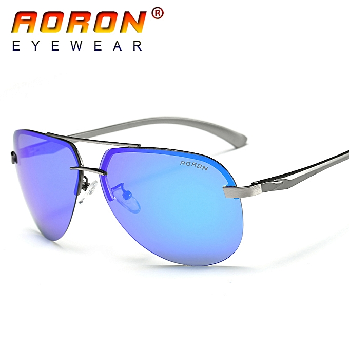 e26ea1d37d9d Aoron Brand Designer Driving Polarized Sunglasses Goggles Reduce Glare  Classic Sun Glasses Mirror Eyewear A143 For