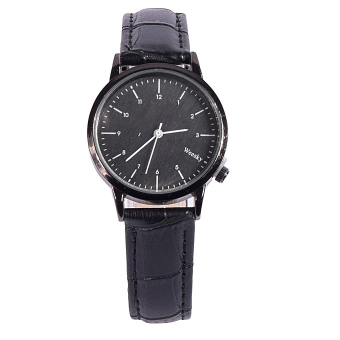 Ladies Watch-Black