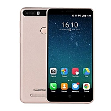 KIICAA POWER 2GB+16GB 4000mAh Battery 5.0 Inch Android 7.0 MTK6580A Quad Core Dual SIM 3G Smartphone(Gold)