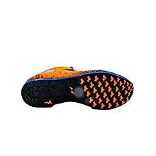 Running Shoes Snr- 1001-1orange/Navy- 8