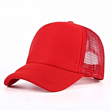 Two Tone Trucker Hat Summer Mesh Cap with Adjustable strap