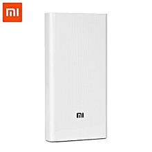 Mi Portable Power Bank  - 20000mAh - White