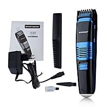 SM-625 Electric Hair Trimmer Rechargeable Hair Clipper Haircut Beard Razor