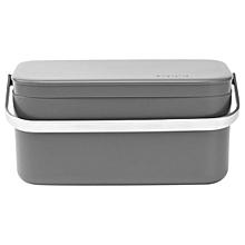117541 - Food Waste Caddy - Dark Grey