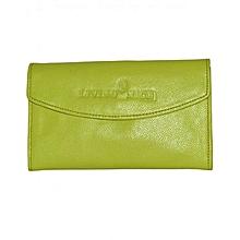 Green Classy Ladies Wallet