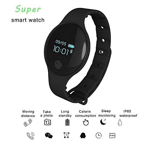 Smart Watch Touch Screen Motion Detection Sport Fitness For Women Men