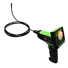 VID-12_2M Gain Express 2M Cable 9mm Camera Head Wireless 3.5 LCDVideo Inspection Endoscope Borescope With Hook Mirror Magnet Tips -Intl