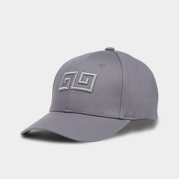 Fashion Simple Solid Women Baseball Cap Flat-Edged Men Hip-Hop Hat ... f3ecf308a90