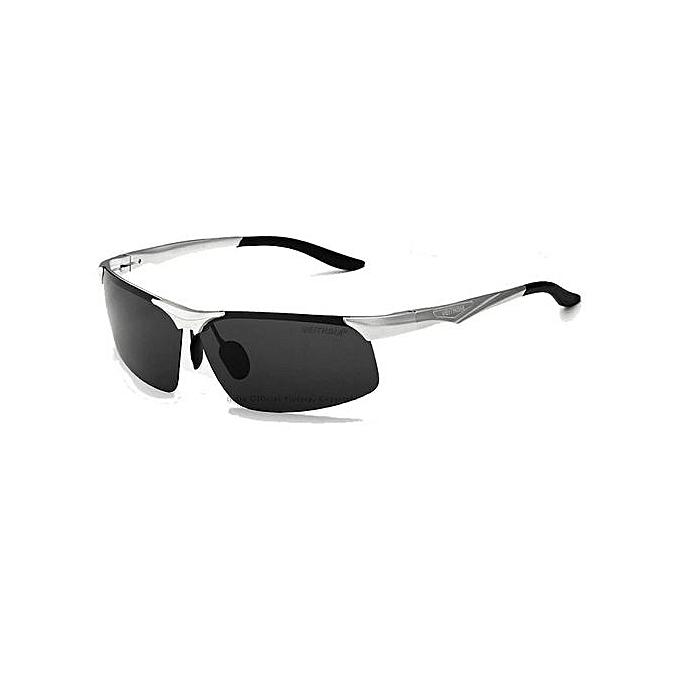 cd30e239ce VEITHDIA Aluminum Magnesium Polarized Sunglasses Men Sports Sun Glasses  Night Driving Mirror Male Eyewear Accessories Goggle