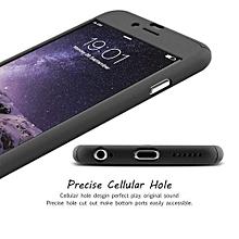 iPhone 7 Plus 360° Full Protective Case - Black