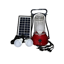 Rechargeable LED Lantern -Red