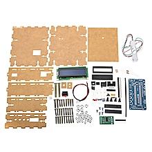 DIY 3kg Electronics Scales Bracket Kit 3kg Weighing Sensor Acrylic Shell
