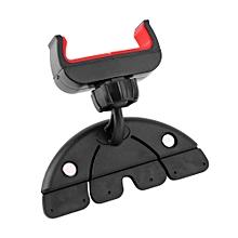 Universal CD Slot Holder 360 Degree Rotation Car Mount Phone Holder CD Slot For iPhone X 8 7 6 Plus Samsung S8 S9 Holder Stand LIMEI
