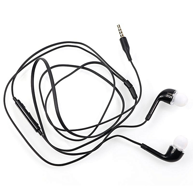 Generic Fashion 3 5mm Earphones Hifi Stereo Headset Earbuds With Mic