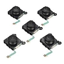 5PCS New ALPS Replacement 3D Left Right Analog Joystick Control Pad Stick Button For PS Vita Slim PCH-2000 PSVita PSV 2000