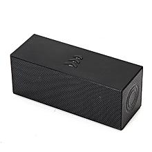 Portable Wireless Bluetooth 4.0 Heavy Bass Outdoor Subwoofer Stereo Desktop Speaker FM Radio