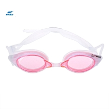 Anti-fog  Goggle Protective Eyeglasses Swimming Tool - Red