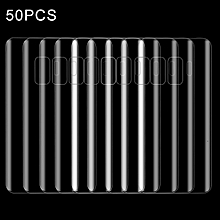 50 PCS for Galaxy S9 Ultra-thin PET Back Screen Protector Film