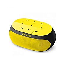 Y200 Hifi Bluetooth Speaker V.3.0 – Yellow