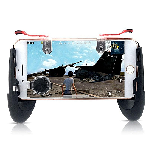 PUBG Mobile Phone Game Joysticks Controller Joypad with Auxiliary Quick  Button for IPhone Andriod Phones Game Gamepad DNSHOP