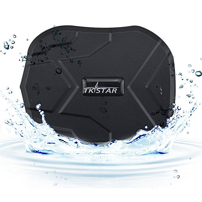 Car GPS Tracker TK905 Magnet Vehicle Rastreador GPS 5000mAh Battery Standby  90Days mini GPS tracker car waterproof GPS TK905