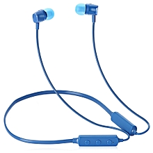 EP52 Lite Bluetooth Magnetic Headphone Neckband Sweatproof Sports Earbuds-BLUE
