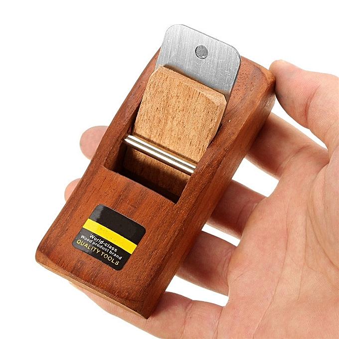 Buy Generic Mini Hand Planer Wood Planer Easy Cutting Edge