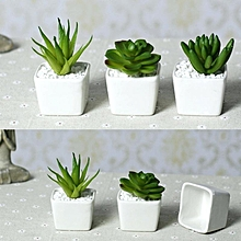 Artificial Mini Succulent
