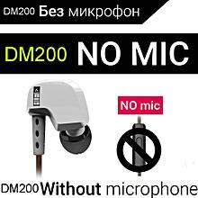 New 3.5MM HIFI DM200 Stereo Race Sport Headset xYx-S