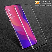 Screen Protector For OPPO Find X 3D Curved Full Cover Tempered Glass For OPPO Find X Full Screen Tempered Glass