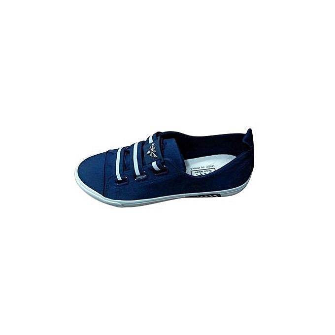 751f1c2b9fbd BEAUTY LEOPARD Blue Men's Rubber Sneakers @ Best Price Online ...