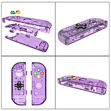 Housing Shell Case Protective Replacement for Nintendo Switch Controller Joy-con Purple