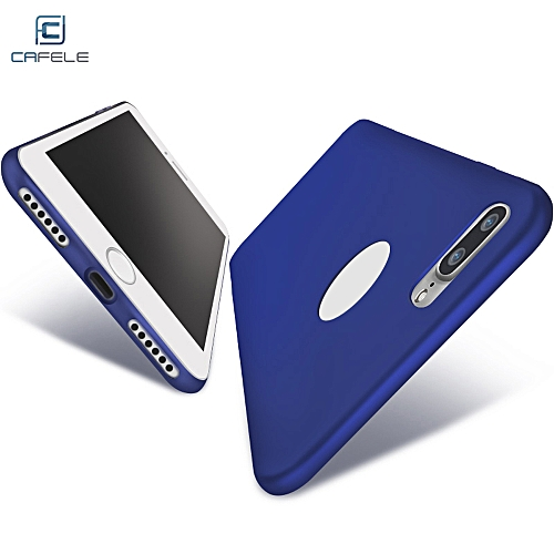 Touch Series Case Protective TPU Skin For IPhone 7 Plus - Blue