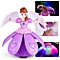 Dancing Princess Toys For Girls LED dance doll Toy Kids Light music toy