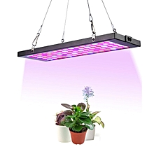 15W 75LED Grow Light, Panel Full Spectrum With UV  IR Growing Lamps  For Veg And Flowering Hydroponic Indoor Greenhouse Planting(EU)