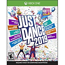 XBOX 1 Game Just Dance 2019