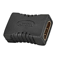 HDMI Female To Female Video Cable Connector Extender Adapter For HDTV HDCP 1080P