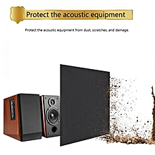 1.7mx0.5m High Quality Speaker Grill Cloth Stereo Gille Fabric Speaker Mesh Cloth Dustproof Protective Cover