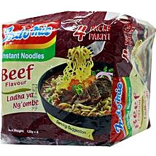 4in1 Beef Noodles 120g