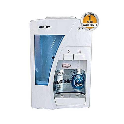 BWD HN 10T - Hot & Normal Water Dispenser with Cup Holder