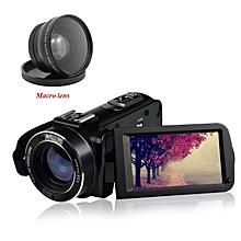 "Winait FHD 1080P Digital Video Camera max 24MP Camcorder 3"" LCD DIS 16X Digital Zoom Remote Control HDMI DV DVR filmadora LIEGE"