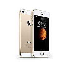 IPhone5S 4.0-Inch 1G+32G 8MP 4G LTE Smartphone–Gold