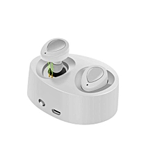 Bluetooth Mini TWS Headphones True Stereo Double Ear Headsets for iPhone Samsung