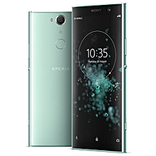 Xperia XA2 Plus 6-Inch IPS LCD (6GB, 64GB ROM) Android 8.0, 23MP, Dual SIM 4G Smartphone - Green