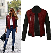 Fashion Women's Coat Jacket Trench  Parka Outwear Cardigan 2XL