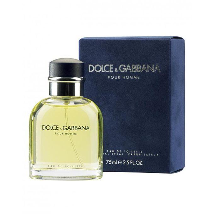 dolce gabbana pour homme for men edt 125ml buy online jumia kenya. Black Bedroom Furniture Sets. Home Design Ideas