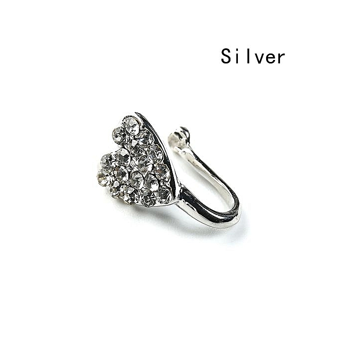 finger nail cute open crown fake bowknot new item crystal fashion female art personality rings rhinestone