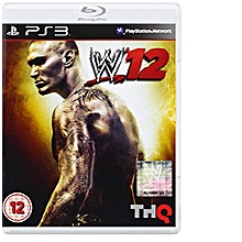 PS3 Game W12