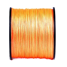 Withoutt 500M PE Braided Super Strong Multifilament Wires Rope Fishing Line 4.0/45LB